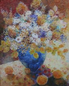 "Everlasting Bouquet 25'x20"""